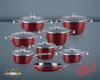 CCC - Copper Core Cookware by kochstar